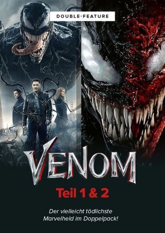 Double Feature: Venom 1+2