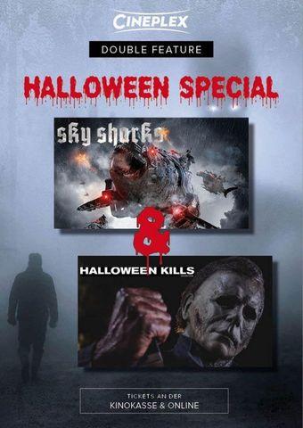 Halloween Special: Sky Sharks + Halloween Kills