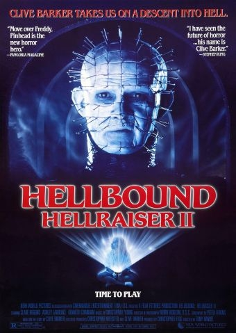 Hellbound - Hellraiser II