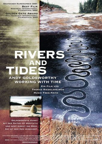 Rivers and Tides - Andy Goldsworthy working with time