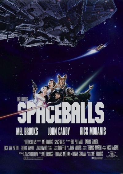 Mel Brook´s Spaceballs