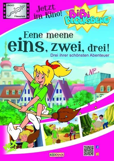 Bibi Blocksberg - Eene Meene Eins, Zwei, Drei!