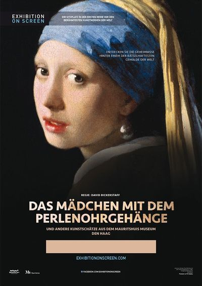 Exhibition on Screen: Das Mädchen mit dem Perlenohrgehänge