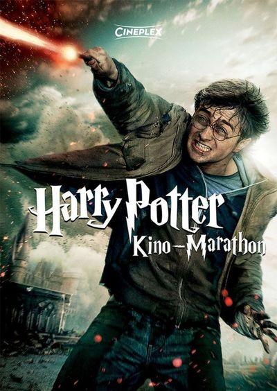 Harry Potter Marathon - Die 24 Stunden von Hogwarts