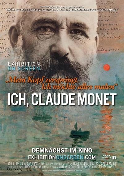 Exhibition on Screen: Ich, Claude Monet