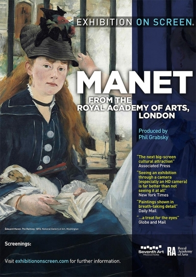 Exhibition on Screen: Manet