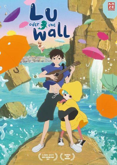 Anime Night 2018: Lu Over The Wall