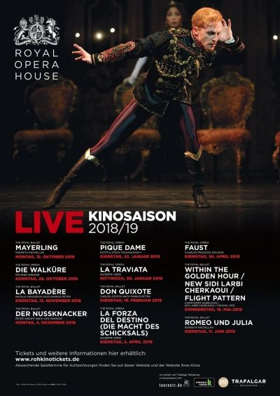 Royal Opera House 2018/19: Die Walküre