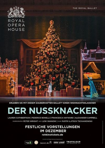 Royal Opera House 2019/20: Der Nussknacker