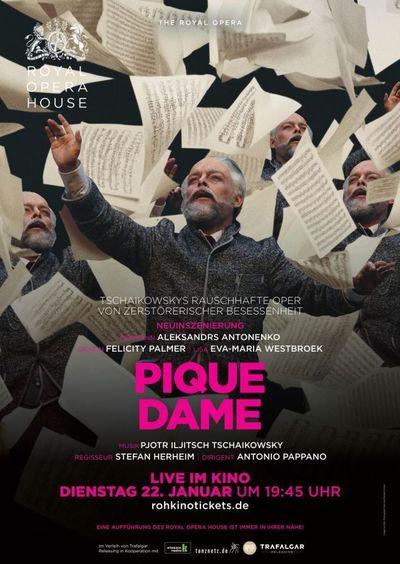Royal Opera House 2018/19: Pique Dame