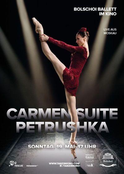 Bolshoi Ballett 2018/19: Carmen/Petrushka