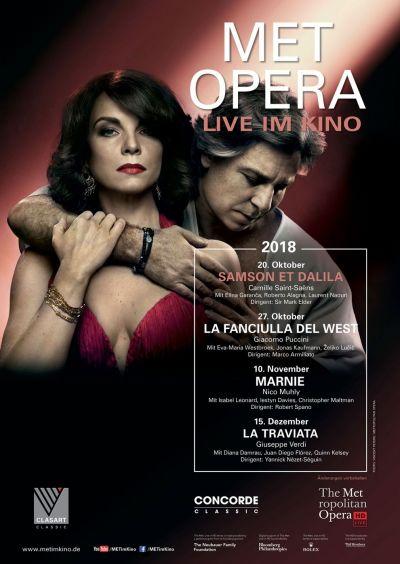 Met Opera 2018/19: Samson et Dalila (Saint-Saëns)