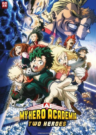 Anime Night 2019: My Hero Academia: Two Heroes