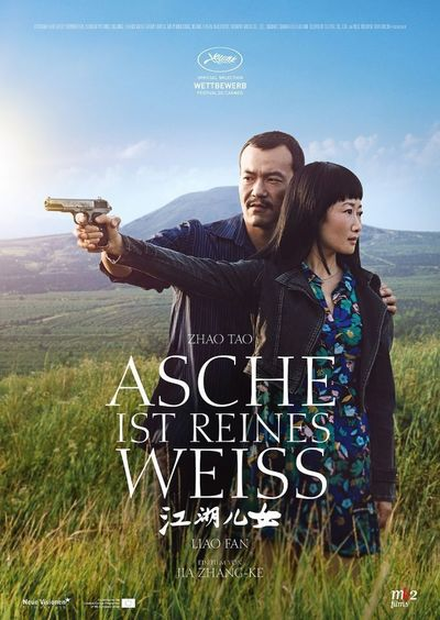 Asche ist reines Weiß - Ash Is Purest White