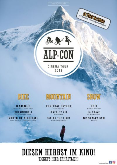 Alp-Con CinemaTour 2018: MOUNTAIN