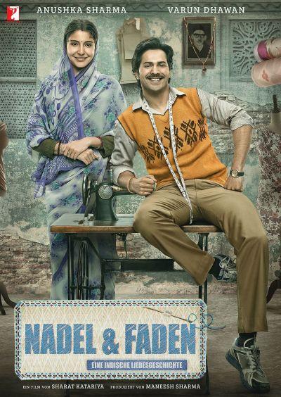 Nadel & Faden - Eine indische Liebesgeschichte