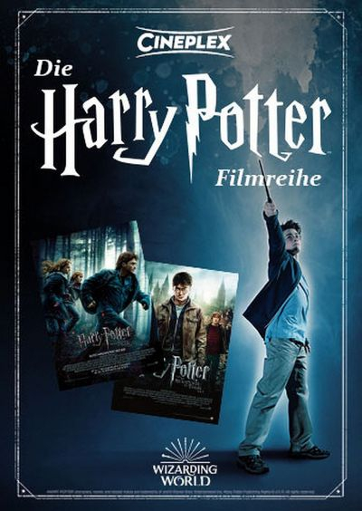 Die Harry Potter Filmreihe: Teil 7.1 & 7.2