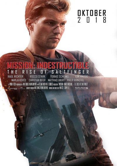 Mission: Indestructible - The Rise Of Saltfinger