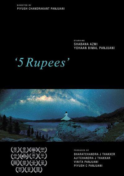 Fünf Rupien