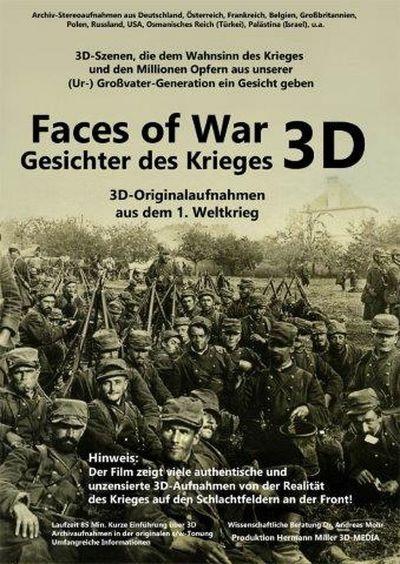 Faces of War 3D