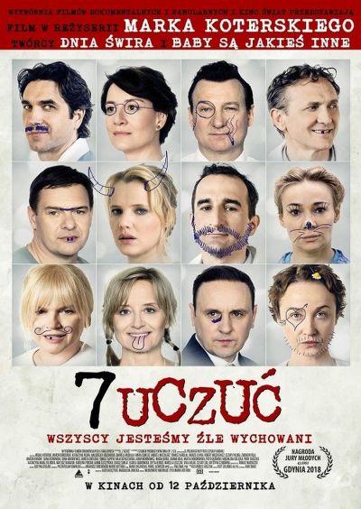 7 Uczuc / 7 Emotions