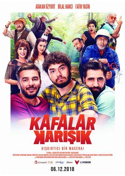 Kafalar Karisik - Wir sind so verwirrt