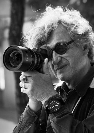 Raum | Film | Kunst - Wim Wenders zu Gast im Rundkino Dresden
