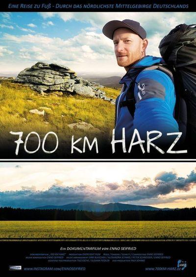 700 km Harz