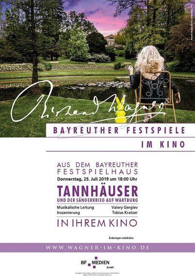 Bayreuther Festspiele 2019: Tannhäuser und der Sängerkrieg auf Wartburg
