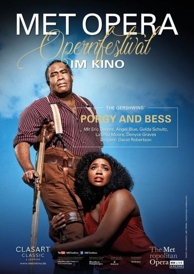 Met Opera 2019/20: THE GERSHWINS' PORGY AND BESS