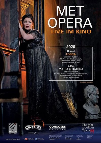 Met Opera 2019/20: Tosca (Puccini)