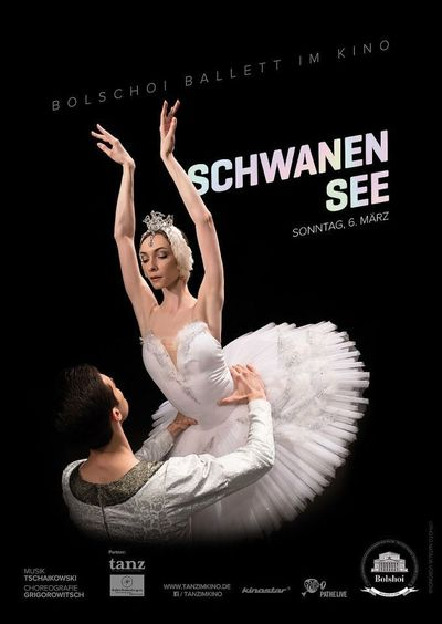 Bolshoi Ballett 2019/20: Schwanensee