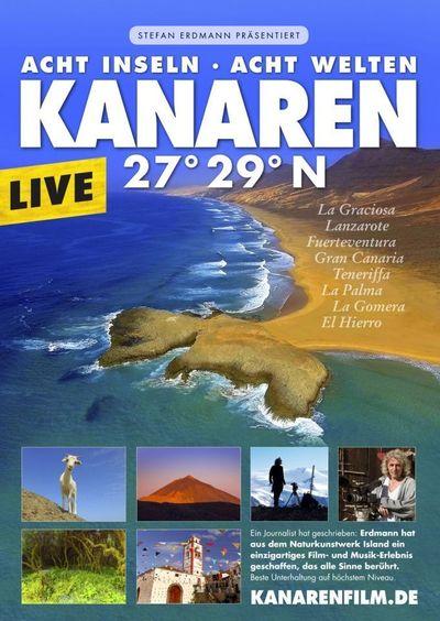 Kanaren 27° 29° N - Acht Inseln - Acht Welten
