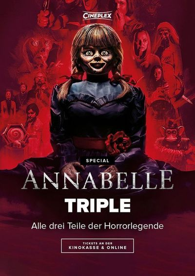 Triple Feature: Annabelle
