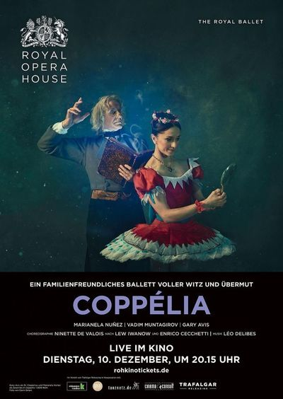 Royal Opera House 2019/20: Coppélia