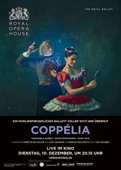Royal Opera House 2019/20: Coppélia