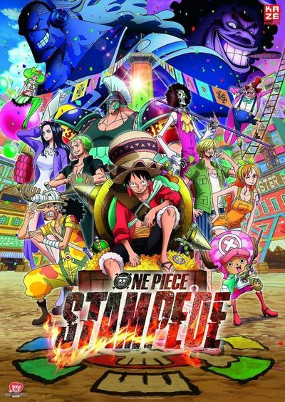 Anime Night: ONE Piece Stampede