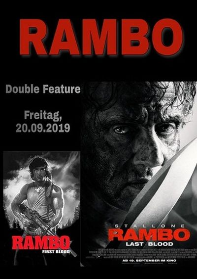 Double Feature: Rambo