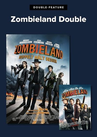 Double Feature: Zombieland 1 +2