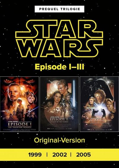 Star Wars Episode I-III