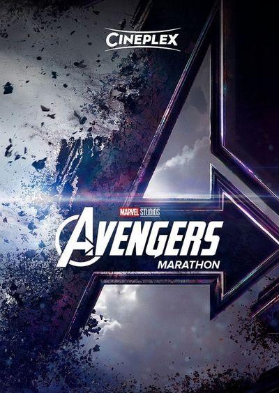 Avengers Marathon-Special