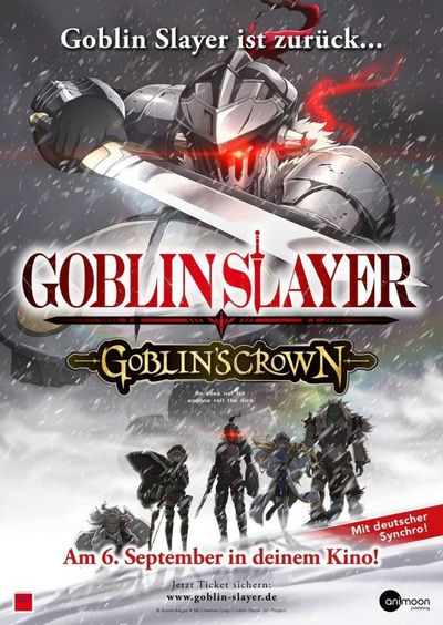 Goblin Slayer - The Movie: Goblin's Crown