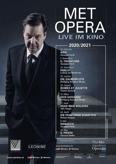 Met Opera 2020/21: Aida (Giuseppe Verdi)