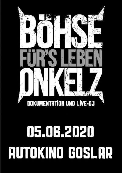 Böhse Onkelz: Böhse für's Leben - Dokumentation und Live-DJ