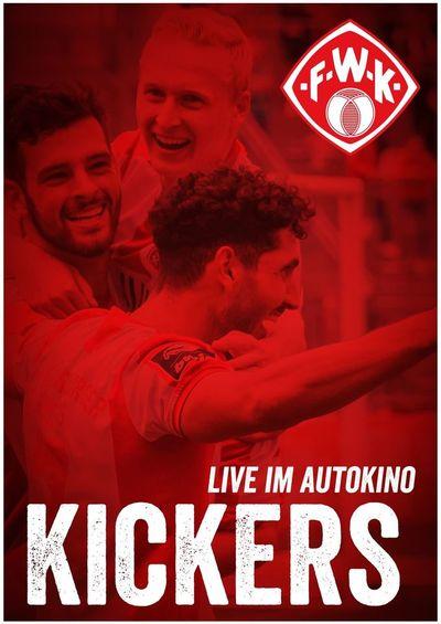 FC Würzburger Kickers : 1. FC Kaiserslautern LIVE