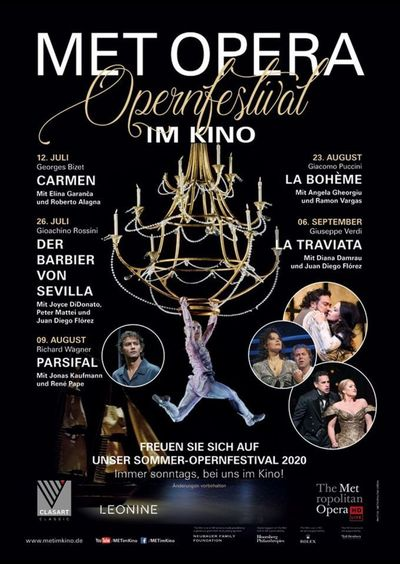 Met Opera: Wagner Parsifal