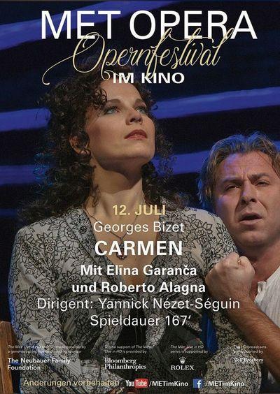 Met Opera: Bizet Carmen
