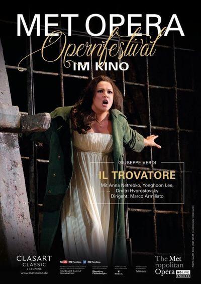 Met Opera: Verdi Il Trovatore (2015)
