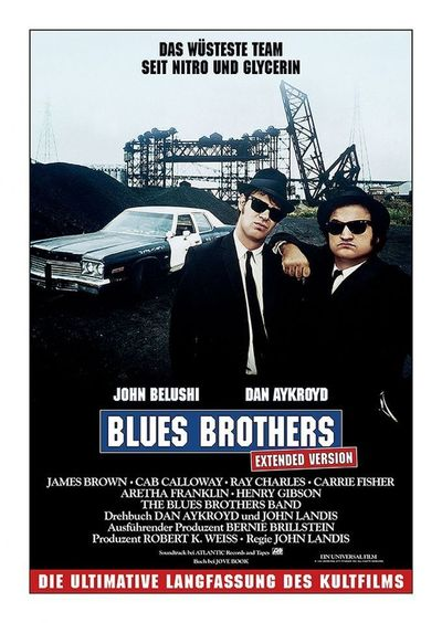 The Blues Brothers Extended Version