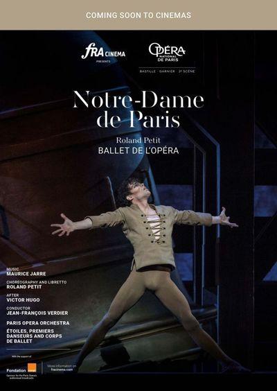 Opéra national de Paris 2020/21: Notre-Dame de Paris